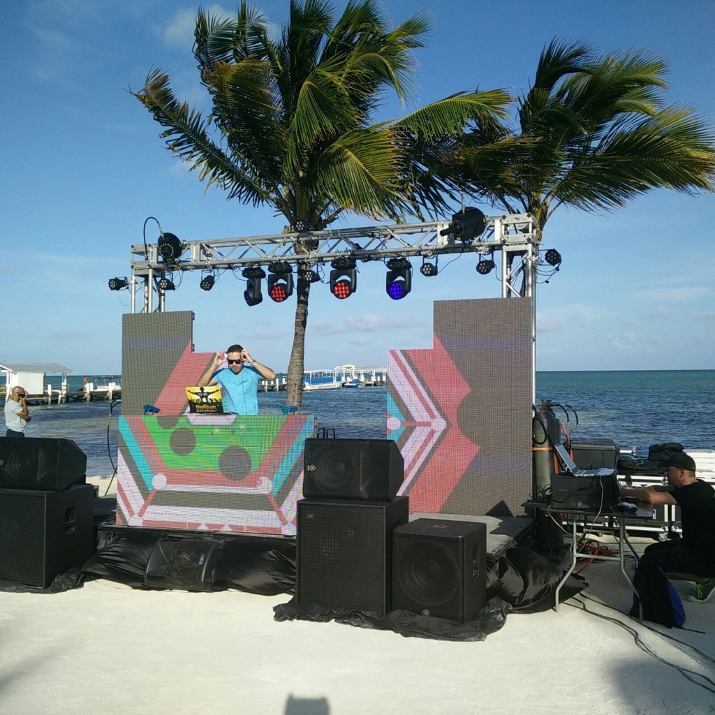 Plan your Spring Event with Z3 LED Solution