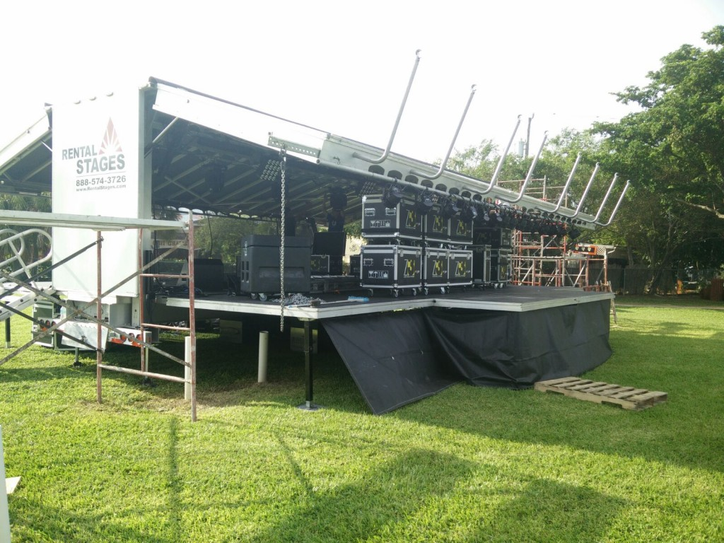 LED & Sound System Rental From Z3 Led Solutions