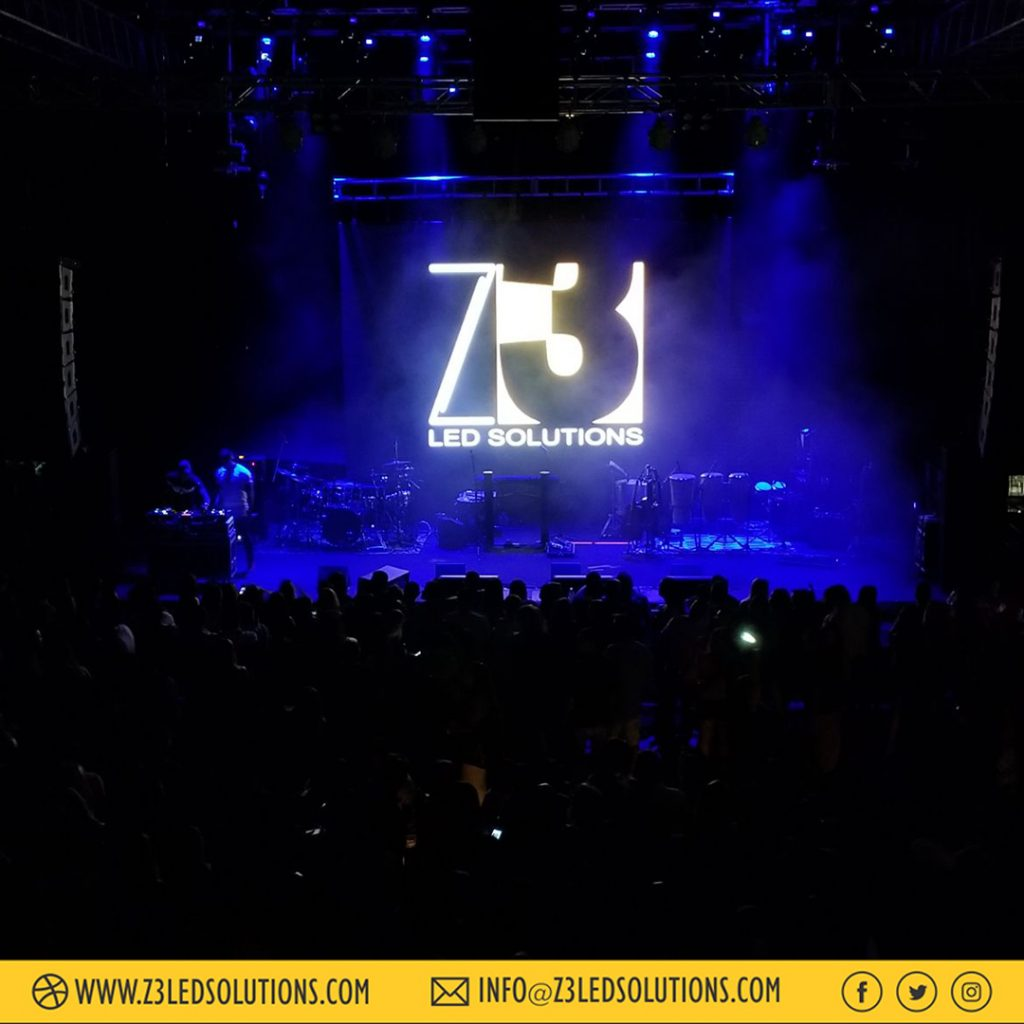 Z3 LED Solutions Event Production