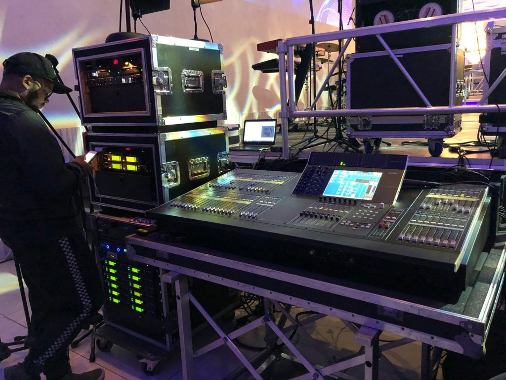 sound table rental