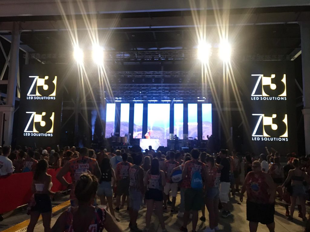 led wall screens by z3